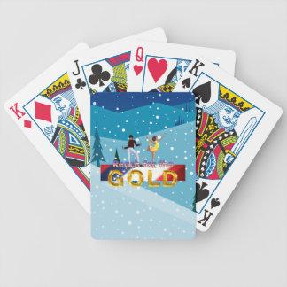 Jogos De Cartas Alcance SUPERIOR para o ouro