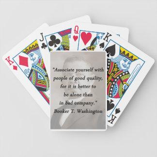 Jogos De Cartas Associado você mesmo - Booker T Washington