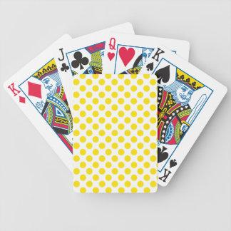 Jogos De Cartas Bolinhas amarelas