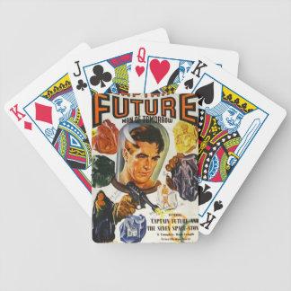 Jogos De Cartas Capitão Futuro e as pedras do espaço