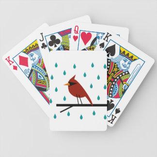 Jogos De Cartas Cardeal na chuva