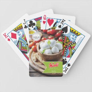 Jogos De Cartas Cartões de jogo da bicicleta de Miceli