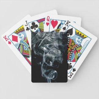 Jogos De Cartas Cartões de jogo do póquer de Bicycle® do fumo