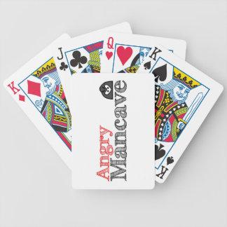 Jogos De Cartas Cartões irritados de Mancave