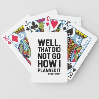 Jogos De Cartas Como eu o planeei