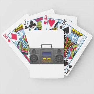 Jogos De Cartas estilo Boombox de Hip Hop dos anos 80
