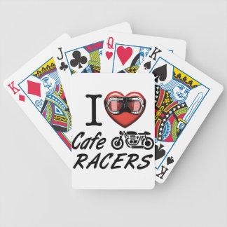 Jogos De Cartas Eu amo pilotos do café