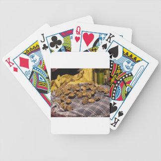 Jogos De Cartas Grupo de trufas brancas caras italianas