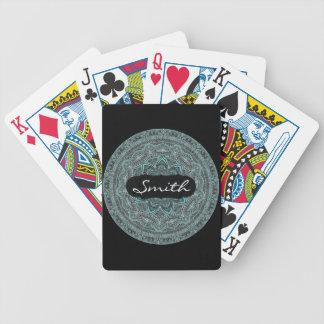 Jogos De Cartas Mandala personalizada
