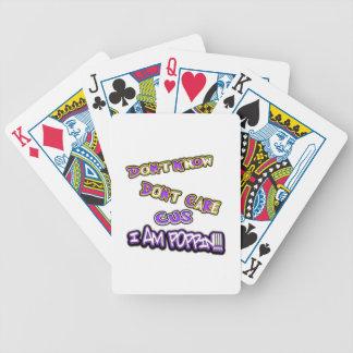 Jogos De Cartas não saiba não se importam me são poppin