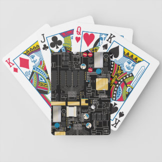 Jogos De Cartas O conselho de circuito preto