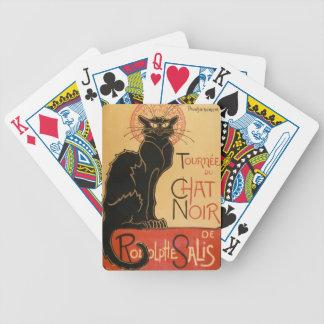 """Jogos De Cartas """"O gato preto"""" Le Conversa Noir"""