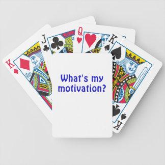 Jogos De Cartas O que é minha motivação