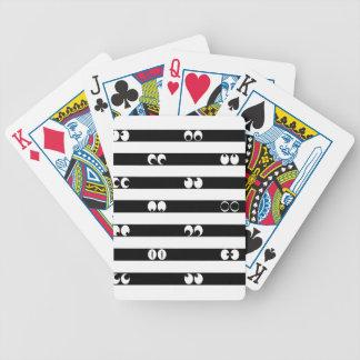 Jogos De Cartas Olhos nas listras