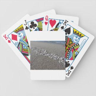 Jogos De Cartas Os Seashells no verão da areia encalham a opinião