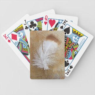 Jogos De Cartas Penas delicadas do ganso