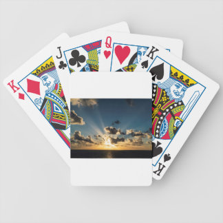 Jogos De Cartas Por do sol do oceano
