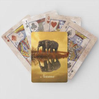 Jogos De Cartas Por do sol dos elefantes
