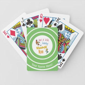 Jogos De Cartas Presentes maravilhosos malucos selvagens da mamã