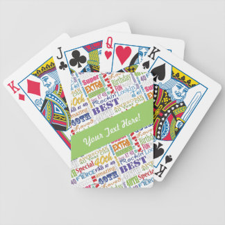 Jogos De Cartas Presentes originais e especiais do partido de