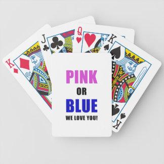 Jogos De Cartas Rosa ou azul nós amamo-lo