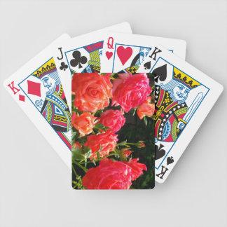 Jogos De Cartas Rosas do pêssego