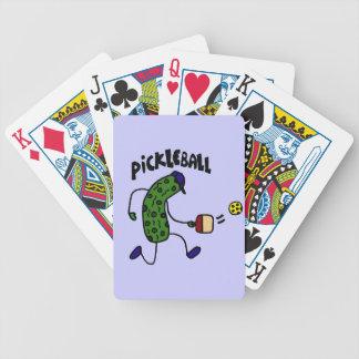 Jogos De Cartas Salmoura engraçada que joga Pickleball