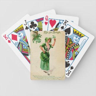 Jogos De Cartas Senhora original do dia de patrick de santo no