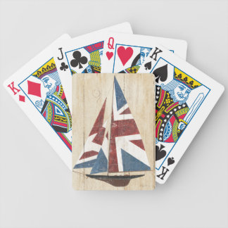 Jogos De Cartas Veleiro britânico da bandeira