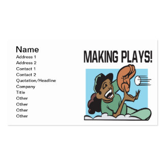 Jogos do fazer cartão de visita
