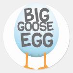 Jogos grandes do ovo de ganso adesivo