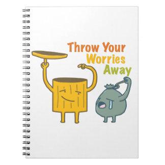 Jogue seu caderno da foto das preocupações (80