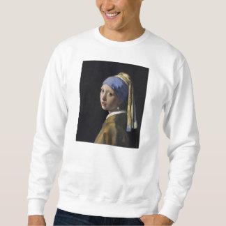 Johannes Vermeer - menina com um brinco da pérola Suéter