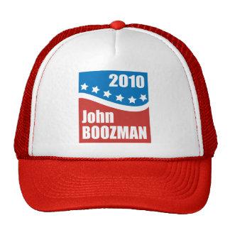 John Boozman 2010 Bone