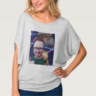 John_Cat_Flow Camiseta