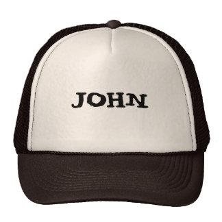 JOHN BONES