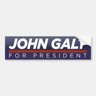 John Galt para o presidente autocolante no vidro t Adesivo Para Carro
