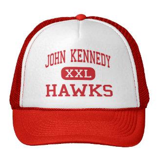 John Kennedy - falcões - meio - Hudson Bone
