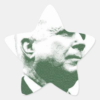 John McCain Adesivo Estrela