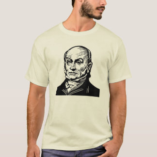 "John Quincy Adams ""6"" T Camiseta"