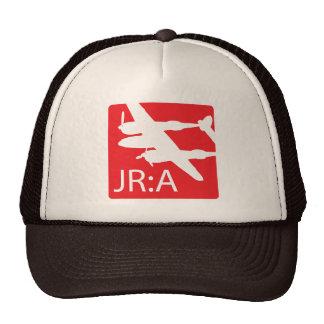 """""""John Ross: Do"""" chapéu americano do camionista Boné"""