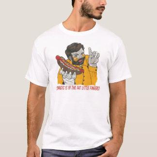 Johnnies gordo camiseta