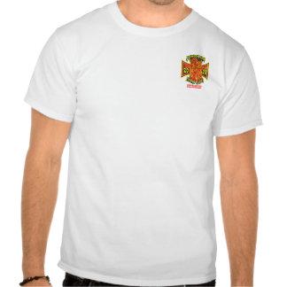 Johnson BMX que compete o T das placas T-shirt