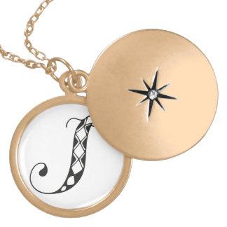 Jóia Colar Medalhão