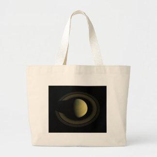 Jóia de Saturn do planeta do sistema solar Bolsas De Lona
