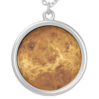 Jóia do espaço da colar de Venus