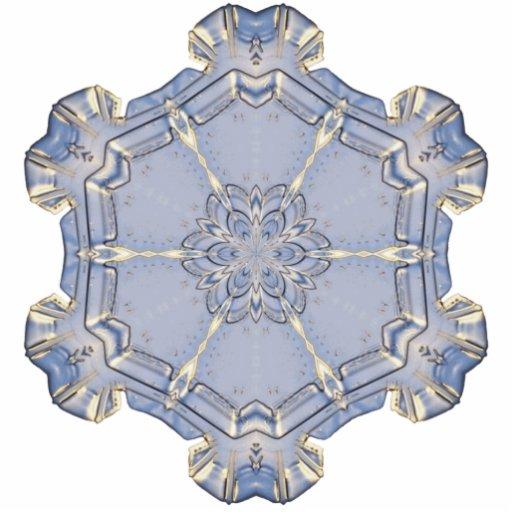 Jóia - Pin - floco de neve l de Digitas Esculturafotos
