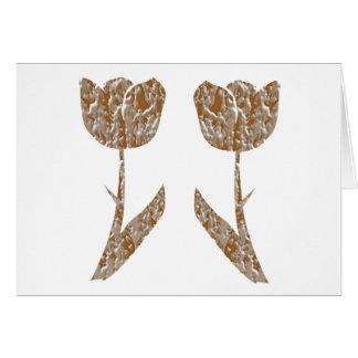 Jóias douradas Sparkling criadas artista de NOVINO Cartões