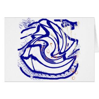 Jonah Cartão Comemorativo