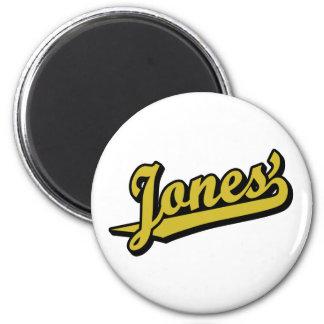 Jones no ouro ima